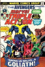 Marvel Triple Action 1972 - 1979 #22