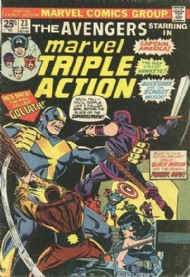 Marvel Triple Action 1972 - 1979 #23