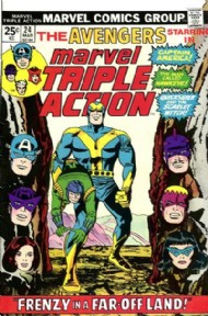 Marvel Triple Action 1972 - 1979 #24