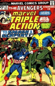 Marvel Triple Action 1972 - 1979 #25