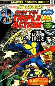 Marvel Triple Action 1972 - 1979 #26