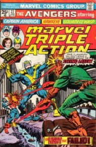 Marvel Triple Action 1972 - 1979 #27