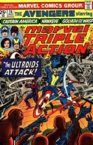 Marvel Triple Action 1972 - 1979 #28