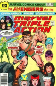 Marvel Triple Action 1972 - 1979 #30