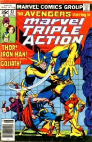 Marvel Triple Action 1972 - 1979 #43