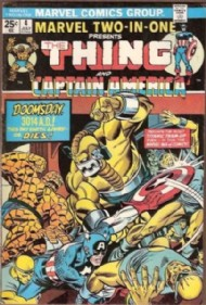 Marvel Two-In-One 1974 - 1983 #4