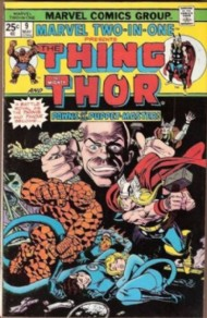 Marvel Two-In-One 1974 - 1983 #9