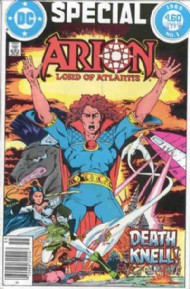 Arion Lord of Atlantis Special 1985 #1