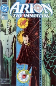 Arion the Immortal 1992 #4