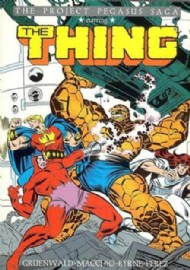 Marvel Two-In-One 1974 - 1983