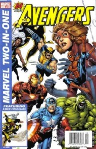 Marvel Two-In-One (2nd Series) 2007 - 2009 #1