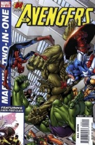 Marvel Two-In-One (2nd Series) 2007 - 2009 #2