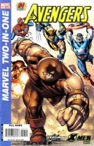 Marvel Two-In-One (2nd Series) 2007 - 2009 #7