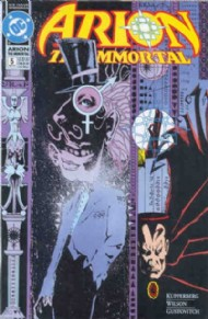 Arion the Immortal 1992 #5