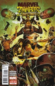 Marvel Zombies Destroy 2012 #1