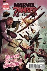 Marvel Zombies Destroy 2012 #2
