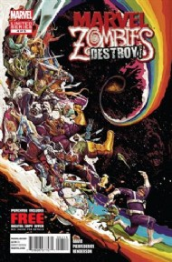 Marvel Zombies Destroy 2012 #4