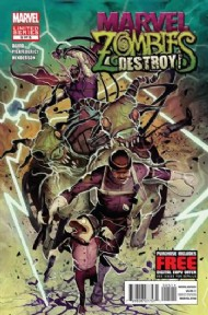Marvel Zombies Destroy 2012 #5