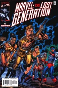 Marvel: the Lost Generation 2000 - 2001 #1