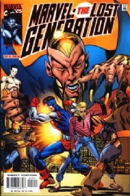 Marvel: the Lost Generation 2000 - 2001 #3