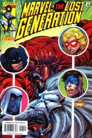 Marvel: the Lost Generation 2000 - 2001 #4