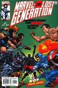 Marvel: the Lost Generation 2000 - 2001 #7
