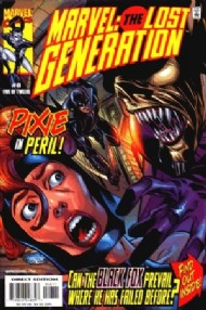 Marvel: the Lost Generation 2000 - 2001 #8