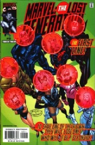 Marvel: the Lost Generation 2000 - 2001 #9
