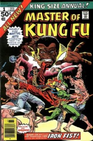 Master of Kung Fu Annual 1976 #1