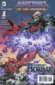 Masters of the Universe: the Origin of Hordak 2013 #1