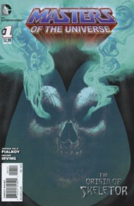 Masters of the Universe: the Origin of Skeletor 2012 #1