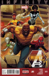 Mighty Avengers (2nd Series) 2013 - 2014 #1