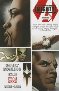 Mighty Avengers (2nd Series): Family Bonding 2014