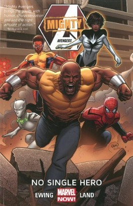 Mighty Avengers (2nd Series): No Single Hero