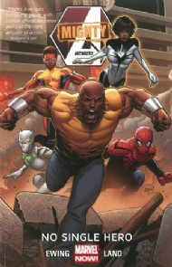 Mighty Avengers (2nd Series): No Single Hero 2014