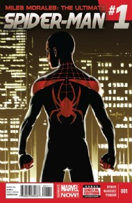 Miles Morales: The Ultimate Spider-Man 2014 - 2015 #1