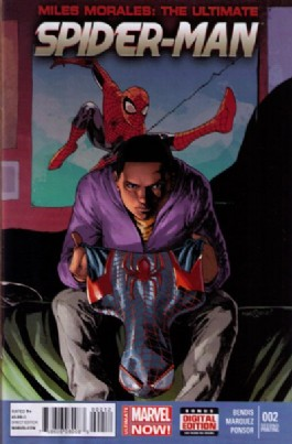 Miles Morales: The Ultimate Spider-Man #2