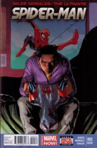Miles Morales: The Ultimate Spider-Man 2014 - 2015 #2