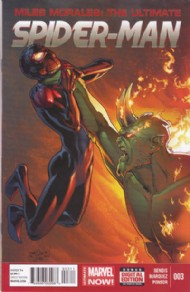 Miles Morales: The Ultimate Spider-Man 2014 - 2015 #3