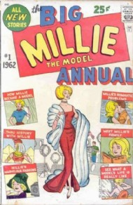 Millie the Model Annual 1962 - 1975 #1