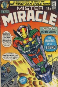 Mister Miracle (1st Series) 1971 - 1978 #1
