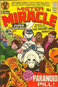 Mister Miracle (1st Series) 1971 - 1978 #3