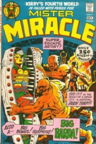 Mister Miracle (1st Series) 1971 - 1978 #4