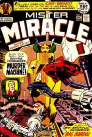Mister Miracle (1st Series) 1971 - 1978 #5