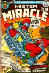 Mister Miracle (1st Series) 1971 - 1978 #6