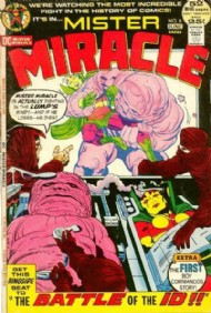 Mister Miracle (1st Series) 1971 - 1978 #8