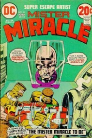 Mister Miracle (1st Series) 1971 - 1978 #10