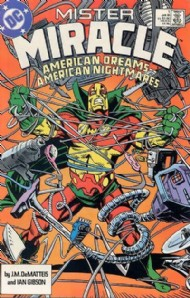 Mister Miracle (2nd Series) 1989 - 1991 #1
