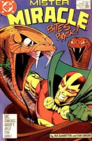 Mister Miracle (2nd Series) 1989 - 1991 #2