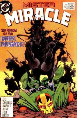 Mister Miracle (2nd Series) #4